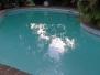 A White Epotec Pool on Gold Coast