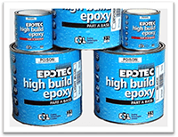 EPOTEC Swimming pool paint