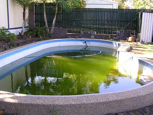 Checking for chlorinated rubber new life for your pool - Chlorinated rubber swimming pool paint ...